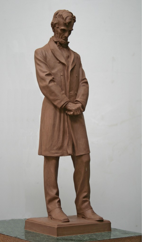 Chesterwood's Standing Lincoln