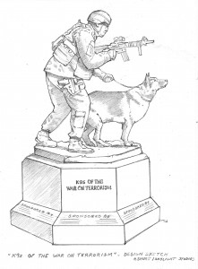 K9s of the War on Terrorism